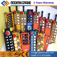 Wireless Industrial Remote Control, excellent quality control for cranes.