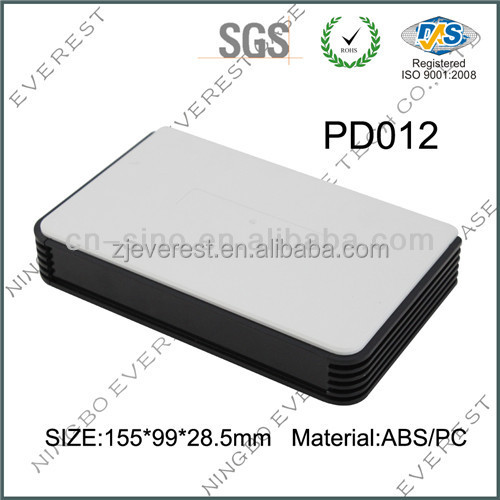Electronic wifi hdd enclosure