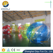 hand sew jumb inflatable water walking ball rental for all age from China factory