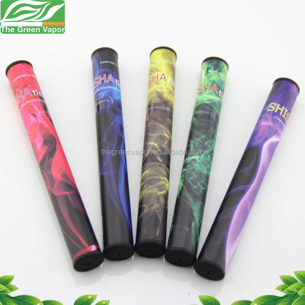 big vapor e shisha pen ,colorful paper shisha sticks,top selling shisha pen dubai