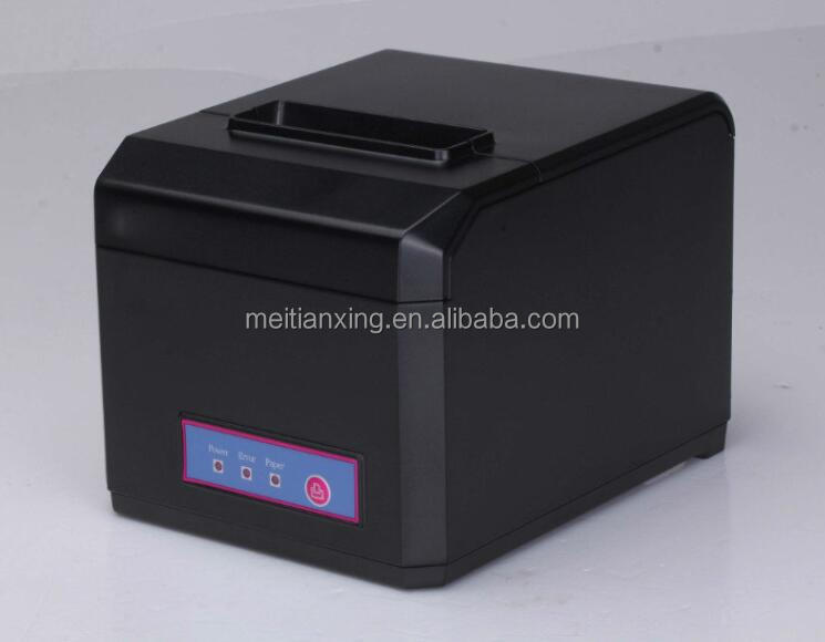 receipt printing thermal pos 80 c printer drivers MTX-80HE