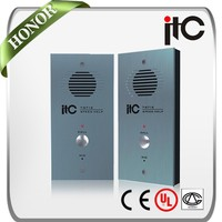 T-6716 2 Way TCP/IP Intercom System for Emergency Call