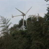 China cheap portable residential wind turbine dynamo
