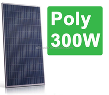 300w polycrystalline silicon solar module from china factory