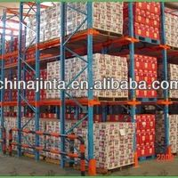 Warehouse Multi Layer Steel Mezzanine Racks
