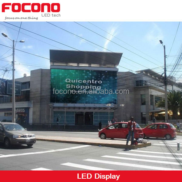 types of exchange rate led scrolling display board
