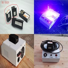 UV LED curing for painting UV LED lamp for coating ink glue