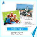 180gsm Matte photo paper/Inkjet photo printing paper A4