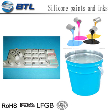 Good versatility surface protective tranparent high gloss silicone polyurethane coating spray