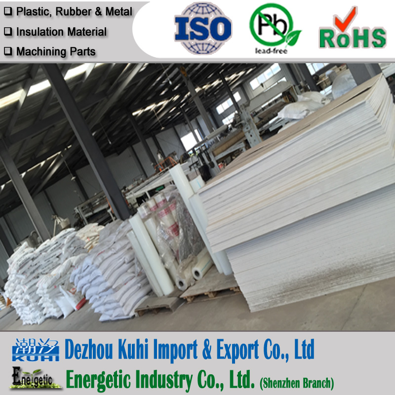 High impact strength polyethlene HDPE sheet for ice hockey rink