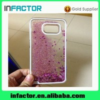 Fashion Glitter Bling Shining Soft TPU Back Case for iPhone 6