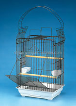 Painted coated large stainless steel durable bird cage welded mesh