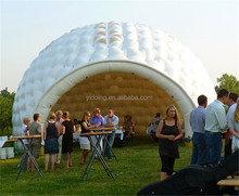 Hot sale outdoor white inflatable igloo tent, inflatable igloo for wedding K5248-2