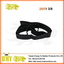 Presta valve butyl rubber bicycle inner tube