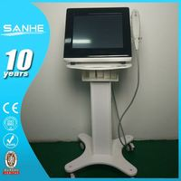 Professional Face Lift Sono Queen Hifu Beauty Massage Machine