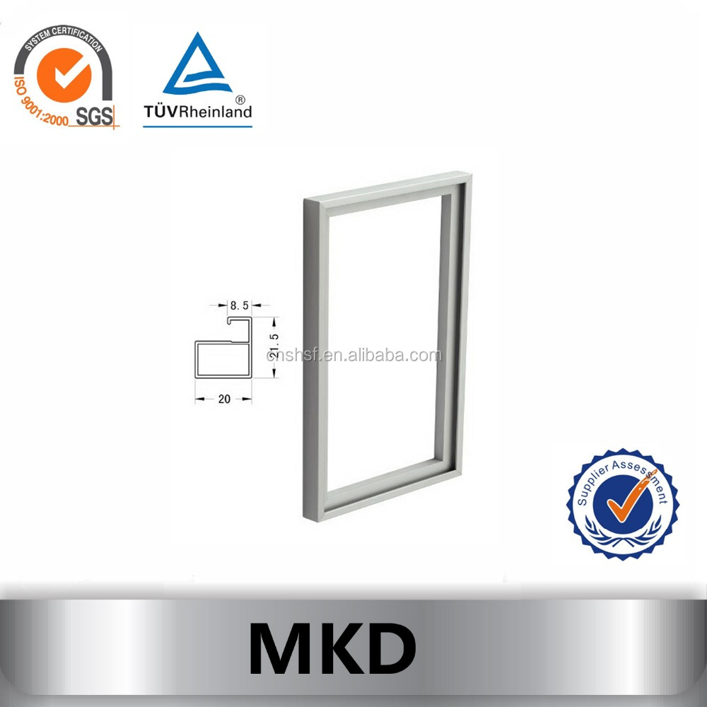 MKD glass door and window frame aluminum frame glass door frame