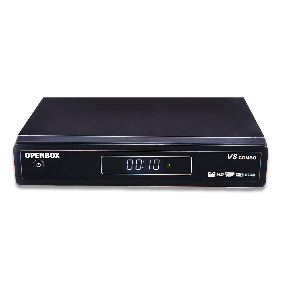 international usb universal V8 Combo Satellite Tv Receivers