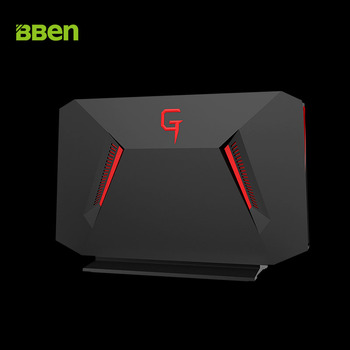 BBEN six video download Gaming box pc computer i7 7700hq gtx 1080ti vacuum cooler gaming desktop pc box