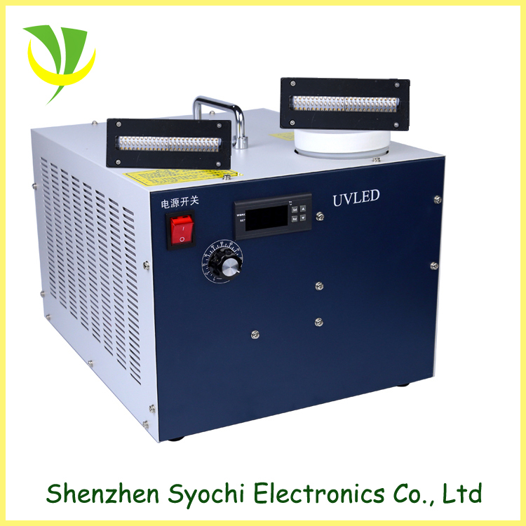 380nm uv led curing machine in China