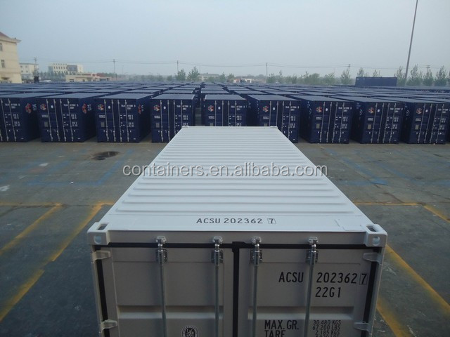 new 20 ft 40 foot insulated shipping containers