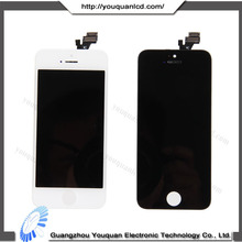 Mobile phones display for apple iphone 5 lcd with digitizer touch screen