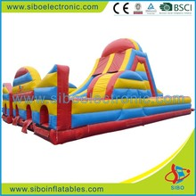 GMIF5002 fun inflatable combo air double slides kids jumping bouncer