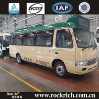Dongfeng Factory very cheap price 18+1 seats competitive price of a new coach