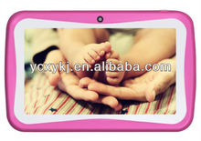 7 Inch Allwinner A13 Android 4.1 Taplet For Kids
