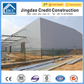Large Span Prefabricated Steel Frame Warehouse