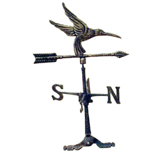 cast Iron Weathervane antique rust-painted or powder coated