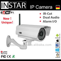 INSTAR IN-2905 Wireless IP Camera with Motion Detection, Nightvision and CMOS Sensor