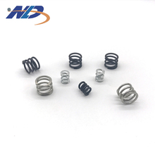 Custom high quality helical coiled compression car seat springs