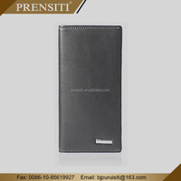 PRENSITI custom tyvek wallet men genuine leather