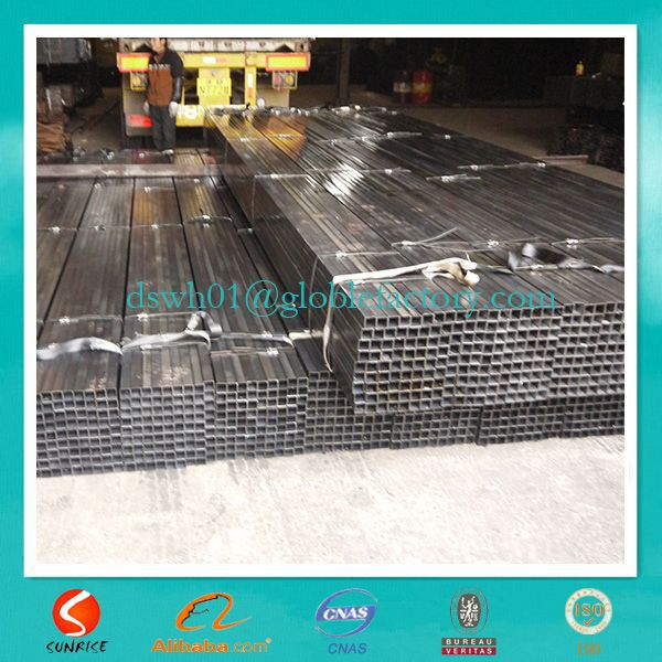 Iron Furniture Square Steel Metal Tubes Pipes Profiles Factory