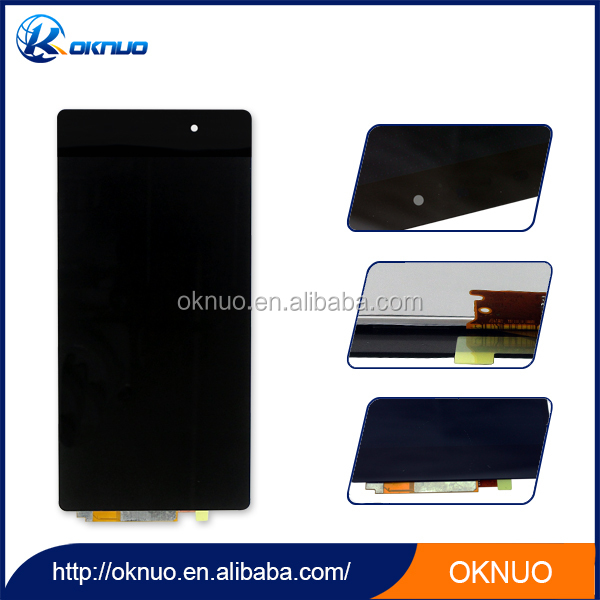 Spare Parts LCD Display + Touch Screen Digitizer Assembly Replacement for Sony Xperia Z2