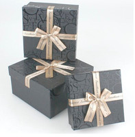 Custom material ,size ,color ,logo gift box supplier