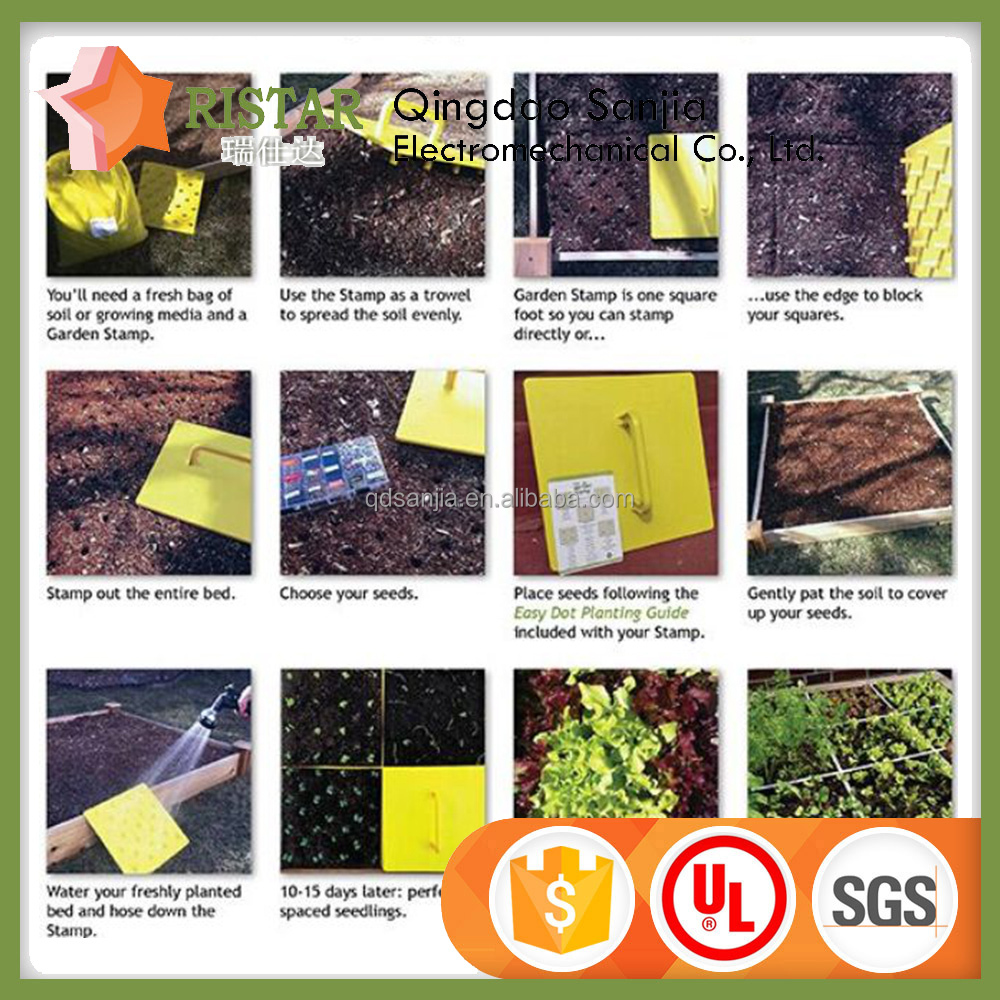 Eco-friendly garden seed trays seed germination tray