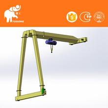 100 Ton Semi Industrial Radio Remote Controls Gantry Crane Price To Pile Containers