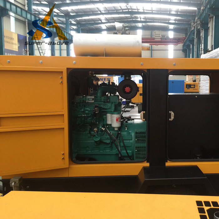 200kVA Diesel Genset 160kw Generator Set Price with Engine