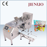 High speed zip lock bag filling machine