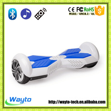a hot new product 2-wheel self balancing electric mobility scooter
