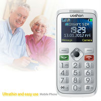 best and practical gifts for mothers old people use large keypad and loud speaker mobile phone with cradle charging
