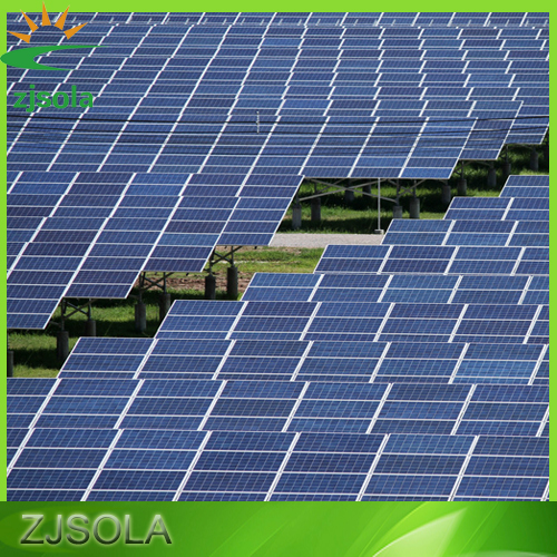 ZJSOLA 250 watt flexible solar panel/cheap price poly solar modules for solar power plant use