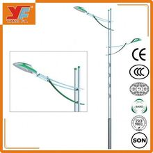 High quality and customized traffic light poles