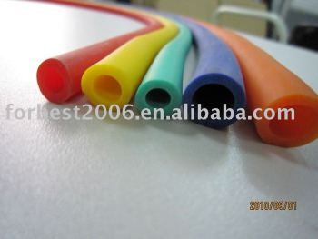 Resistance latex tubing,Natural latex tube,Latex rubber tube