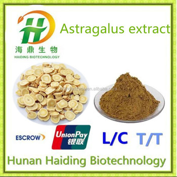 Low Price Astragalus Herbal Extract (5% Astragaloside)