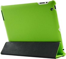 2012 new magnetic cover case for ipad & smart cover for ipad case, leather cover case for ipad