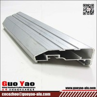 Experienced manufacturer of aluminum extruded profile