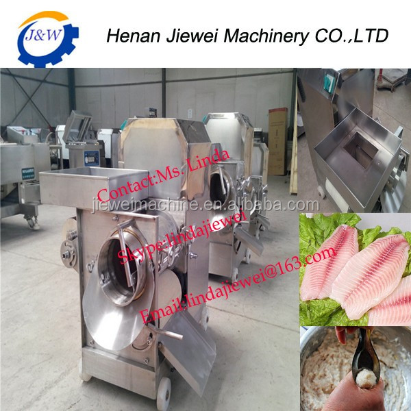 Low price Fish Fillet Machine, Fish Debone Machine, Fish Chine Removing Machine
