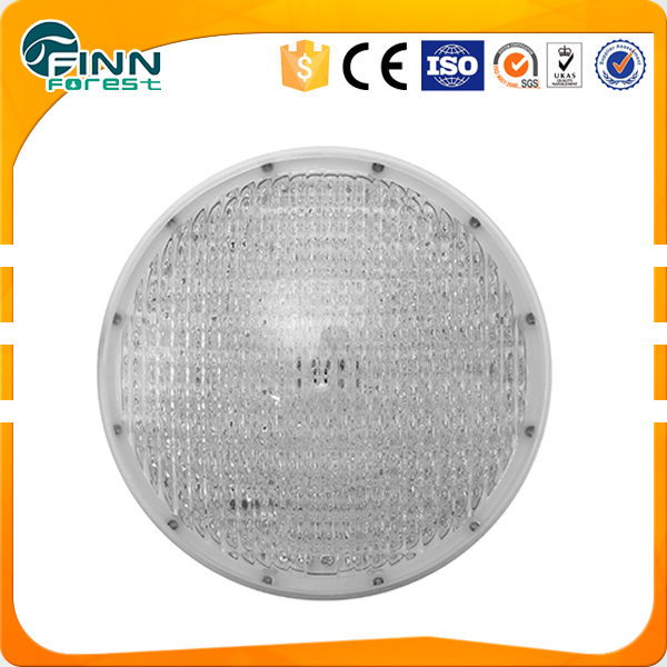 Approved ISO9001 / CE / ROSH underwater AC12v par56 led swimming pool lighting